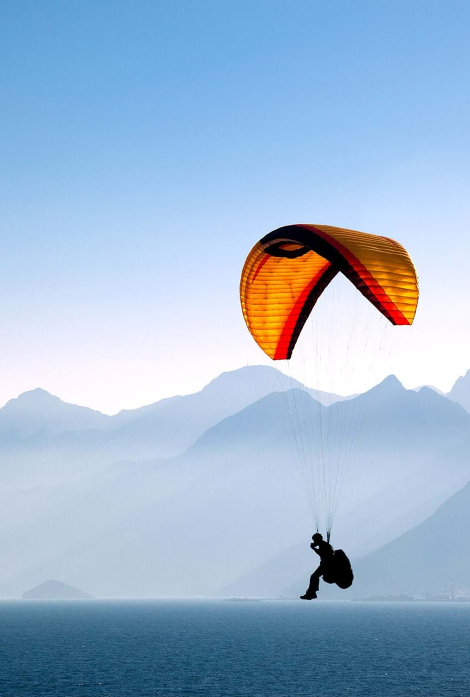 Paragliding package